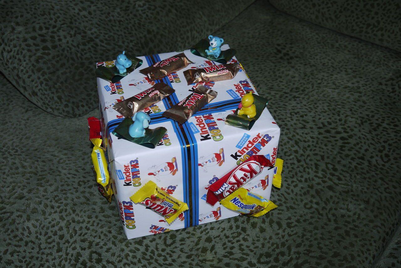 Шоколадное яйцо FERRERO Kinder сюрприз - отзывы 27