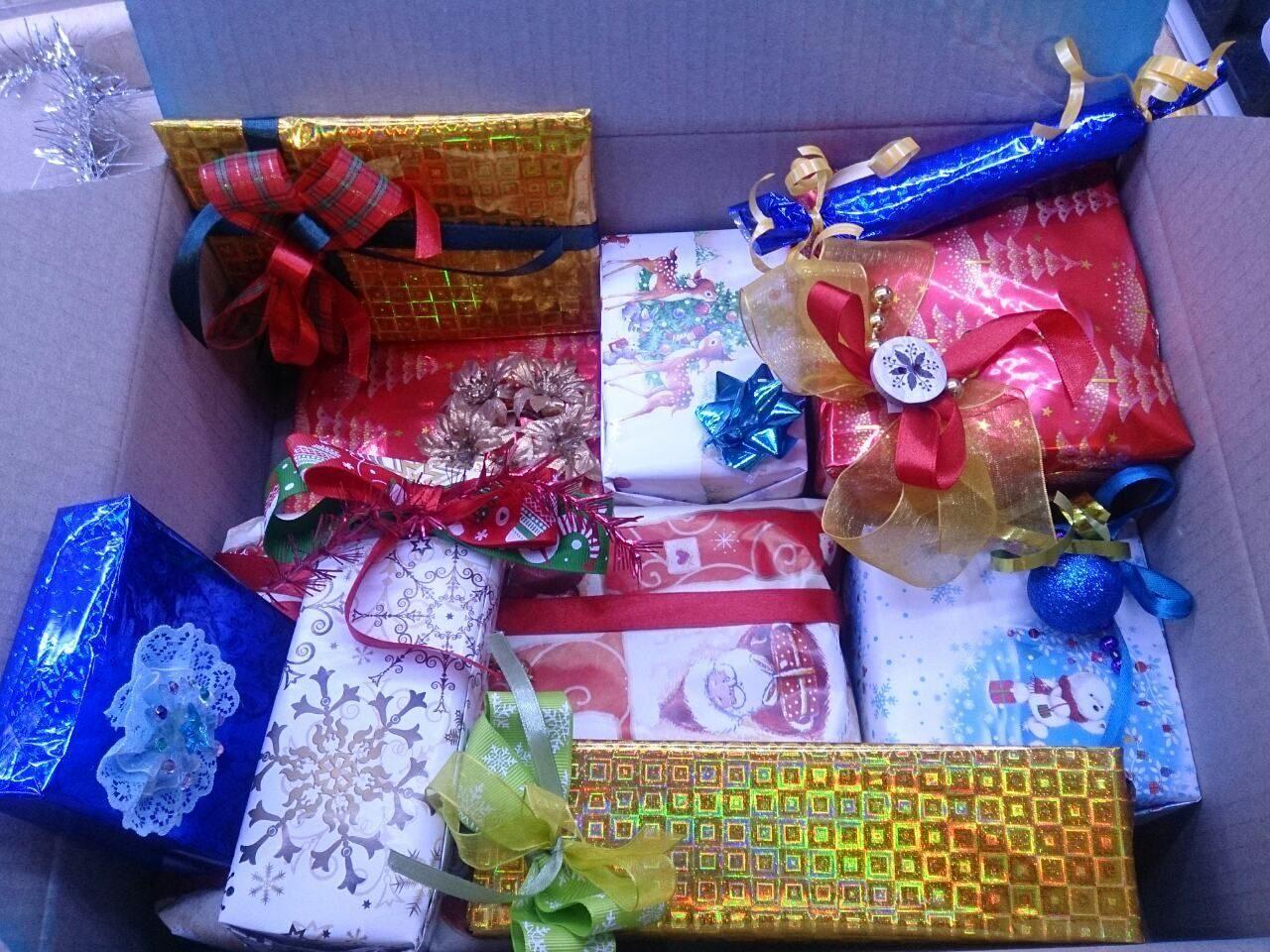Рождественский подарок 32